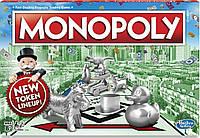 Hasbro Monopoly  — настольная игра классическая Монополия укр.