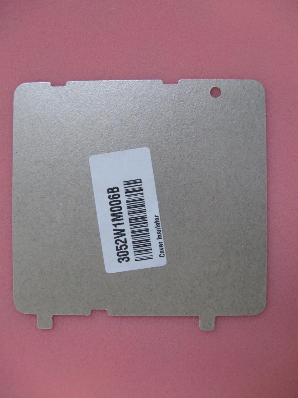 Защитная накладка для микроволновой печи LG 3052W1M006B