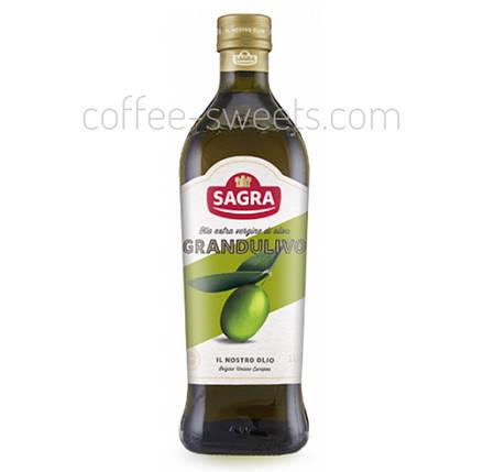 Оливковое масло Olio Extra Vergine il Grandulivo Sagra 1л, фото 2