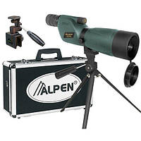 Подзорная труба Alpen 20-60x60 N KIT Waterproof SVA