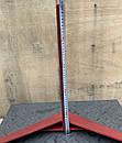 Плоскоріз-пропольник до мотоблоку 750мм (для суцільної обробки) Булат, фото 3