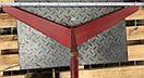 Плоскоріз-пропольник до мотоблоку 750мм (для суцільної обробки) Булат, фото 4