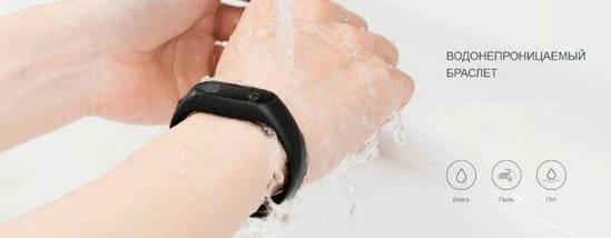 Фитнес браслет  Mi Band 2 смарт часы Спортивный трекер м2, фото 3