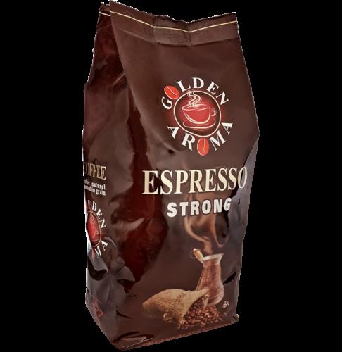 Кава в зернах Golden Aroma Espresso Strong,1кг