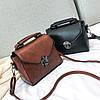 Кожаная женская сумка на плечо Brook, фото 10