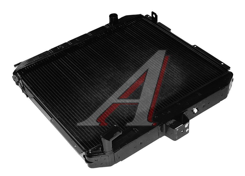 Радиатор вод. охлажд. ГАЗ 33104 ВАЛДАЙ (2-х рядн.) (пр-во г.Оренбург), 33104-1301010-30