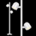 Спотовый светодиодный светильник (торшер) MAXUS MSL-01F 2x4W 4100K Белый, фото 3