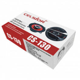 Динамики 13 см Celsior CS-130 red, фото 2