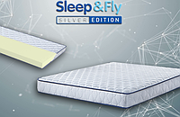Ортопедический матрас Sleep&Fly Silver Edition Xenon / Ксенон