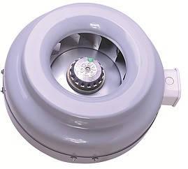 Канальний вентилятор серії BDTX