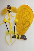Крылья Пчелки, пчелы Майя, набор Пчелка из трех предметов, Пчела, Оса