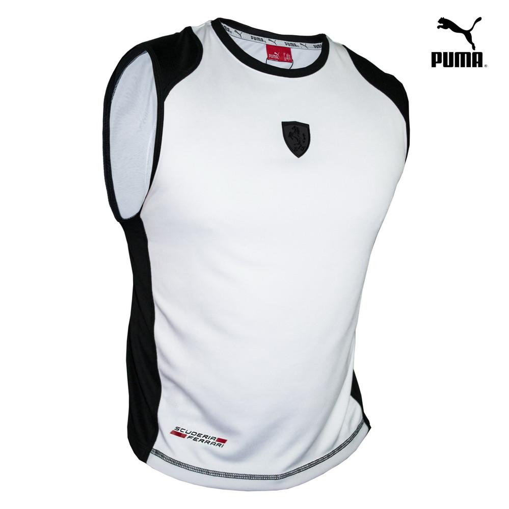 Мужская футболка Puma Ferrari Пума феррари