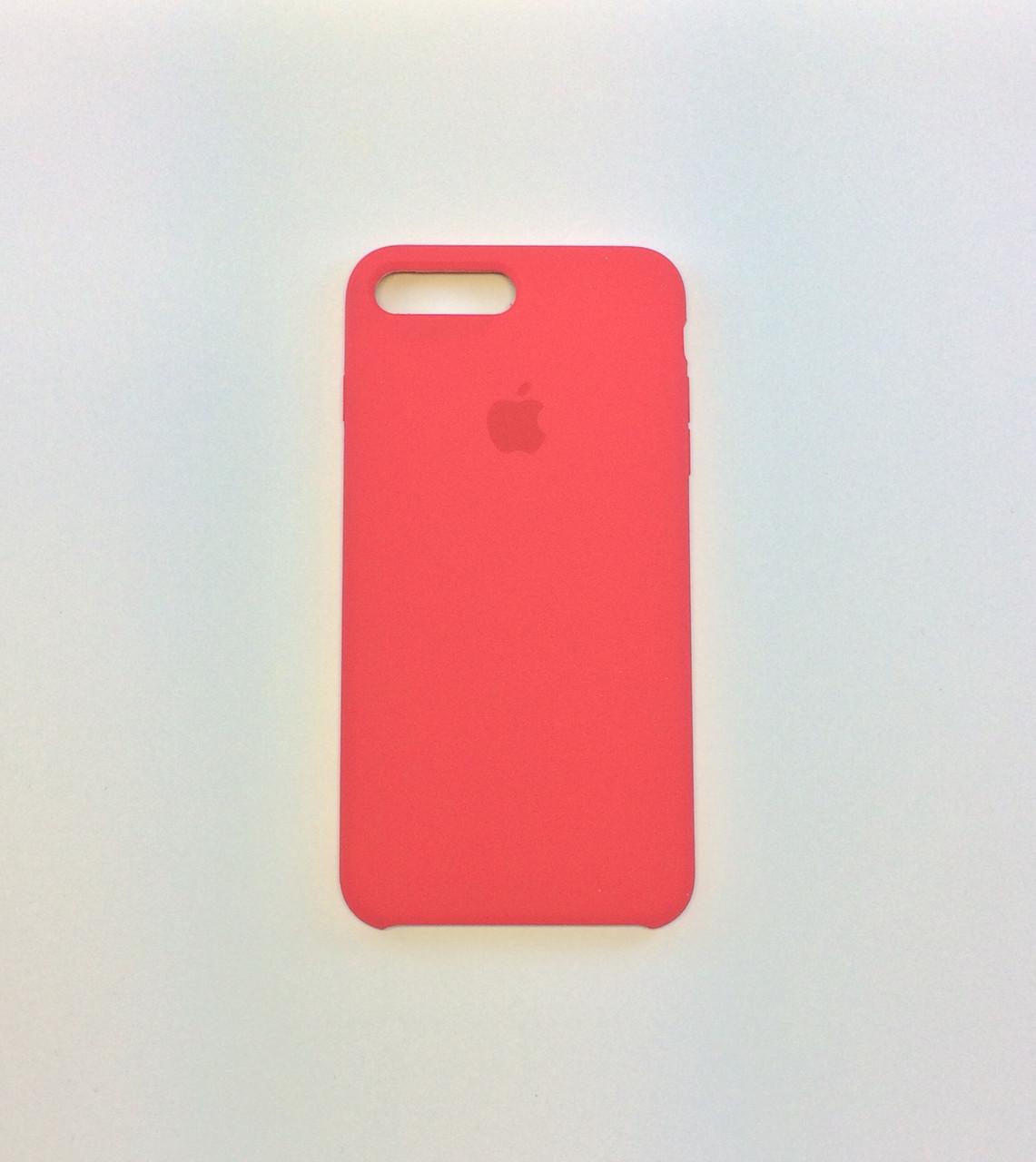 Силиконовый чехол для iPhone 8 Plus, - «спелая малина» - copy original