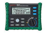 Измеритель сопротивления изоляции (мегаомметр) Mastech MS5203, фото 1