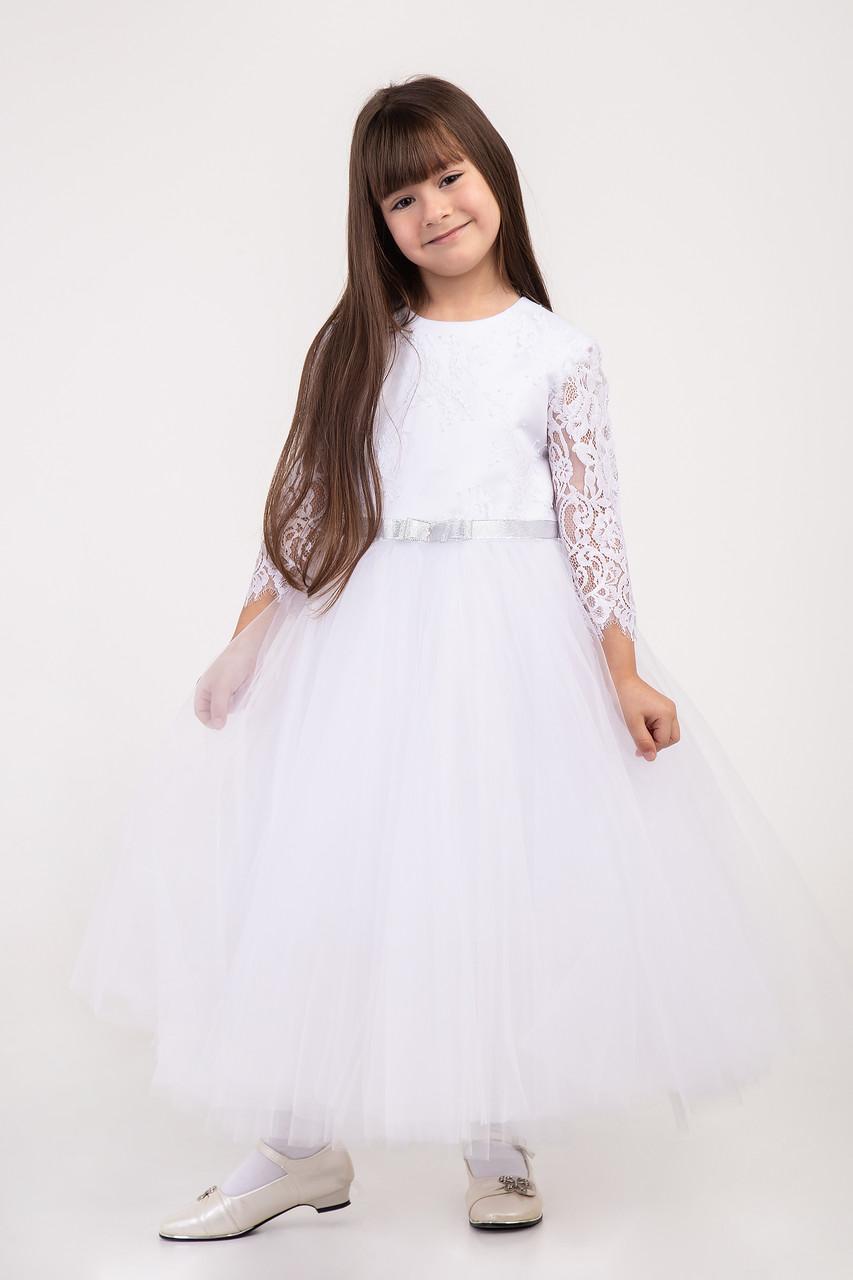 b8fd81a590821cd Нарядное бальное детское подростковое платье для праздника, р.134-152 -  Exclusive в