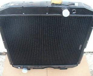 Радиатор вод. охлажд. ПАЗ 3205 (3-х рядн.) (пр-во Бузулук), 149.1301010-02