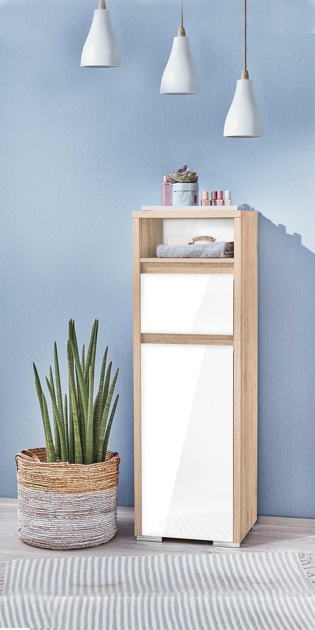 Шкаф-комод для ванной комнаты LIVARNO LIVING