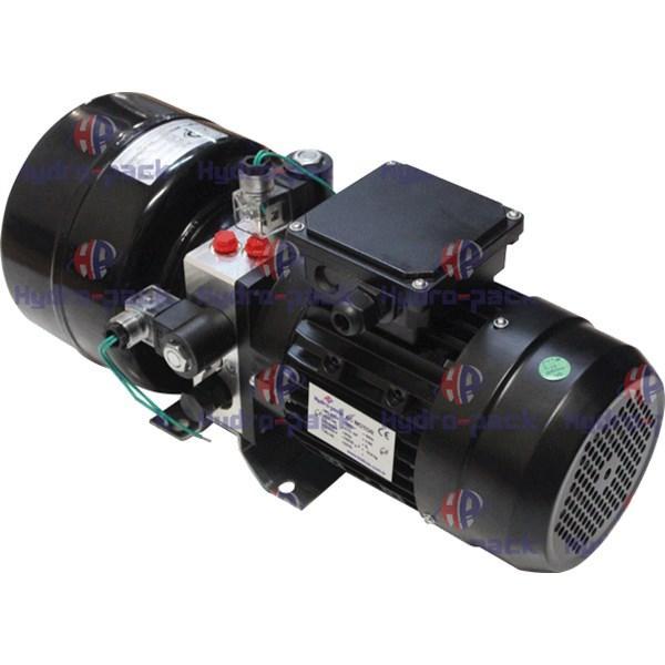 Поверпек Hydropack с разгрузочным механизмом с электрическим гидравлическим насосом