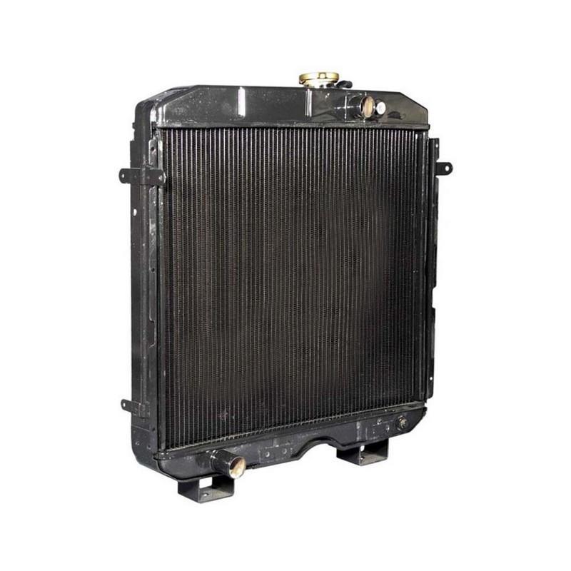 Радіатор вод. охо. ПАЗ 3205 (3-х рядн.) (пр-во ШААЗ), 3205-1301010-01