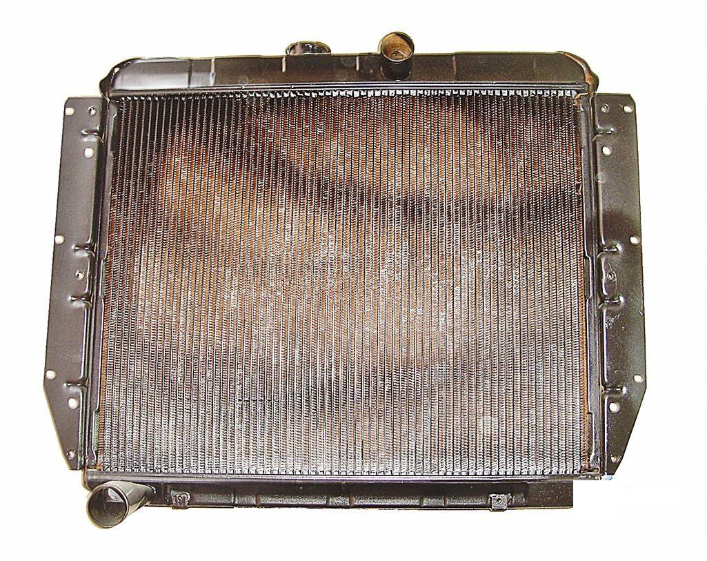 Радиатор вод. охлажд. ЗИЛ 130 (4-х рядн.) (пр-во г.Бишкек), 14.1301010-50
