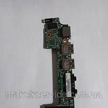 Плата  Ethernet+Audio+USB 60-0A3CI01000-D02 Для ноутбука Asus Eee PC 1215B