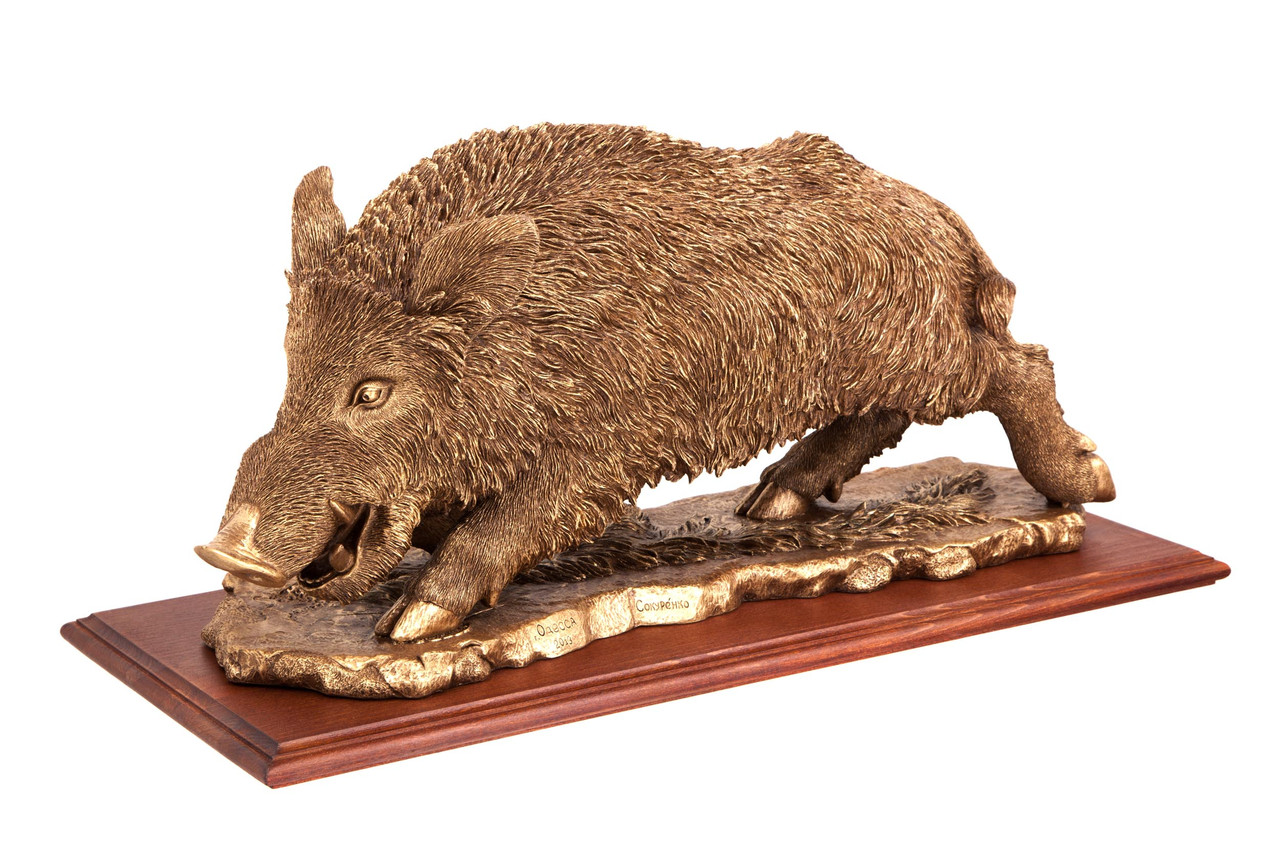 Скульптура Кабан