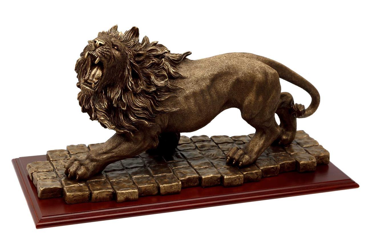 Скульптура Лев большой