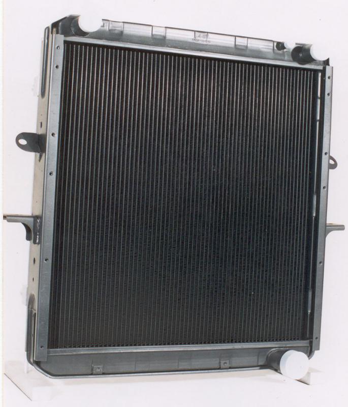 Радиатор вод. охлажд. МАЗ 53371 (3 рядн.) (пр-во ШААЗ), 53371-1301010