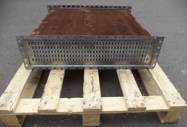 Серцевина радіатора Т 150, НИВА, ЄНІСЕЙ 5-ти рядн. (пр-во р. Бузулук), 150-1301020-1