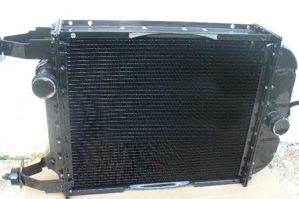 Радиатор вод. охлажд. МТЗ 1221 (4-х рядн.) (пр-во г.Оренбург), 1221.1301010