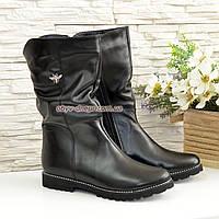 """Женские зимние кожаные ботинки на меху от производителя ТМ """"Maestro"""". 41 размер"""