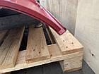 Лопата отвал к мотоблоку 1,0 м ТМ Булат (для мотоблоков с воздушным и водяным охлаждением), фото 8
