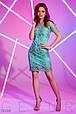 Вечернее платье с вышивкой, фото 6