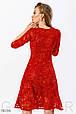 Яркое коктейльное платье, фото 3