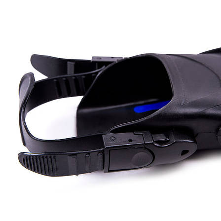 Профессиональные ласты Dolvor F75 Professional M/L (40-44) black, фото 2