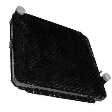 Радиатор вод. охлажд. КАМАЗ 54115 с повыш.теплоотд. (4-х рядн.) (пр-во ШААЗ), Р54115-1301010