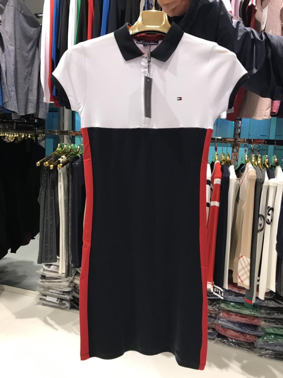 Платье поло Tommy Hilfiger размер L