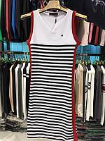 Платье женское поло Tommy Hilfiger в полоску