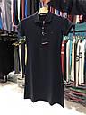 Платье поло Tommy Hilfiger темно синее, фото 2