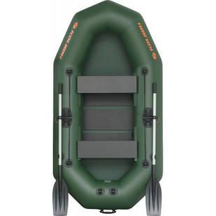 Надувная лодка Kolibri К-250Т Профи с пайолом слань-коврик