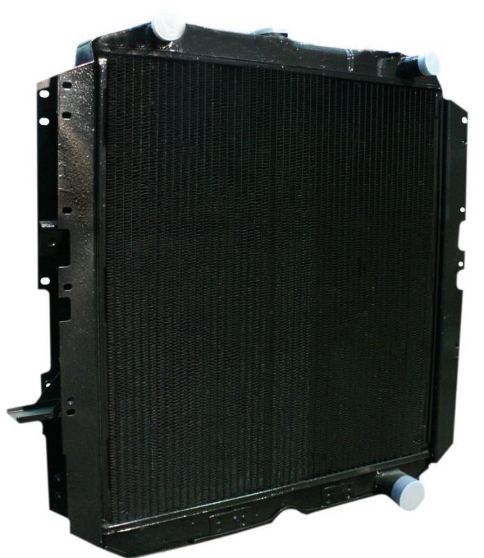 Радиатор вод. охлажд. КРАЗ 260 (4-х рядн.) (пр-во ШААЗ), 260Ш-1301010