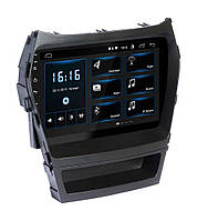 ОригинальнаяШтатная магнитола Hyundai Santa Fe (IX45) 2013+ XTA-2409 автомагнитола на андроиде 8