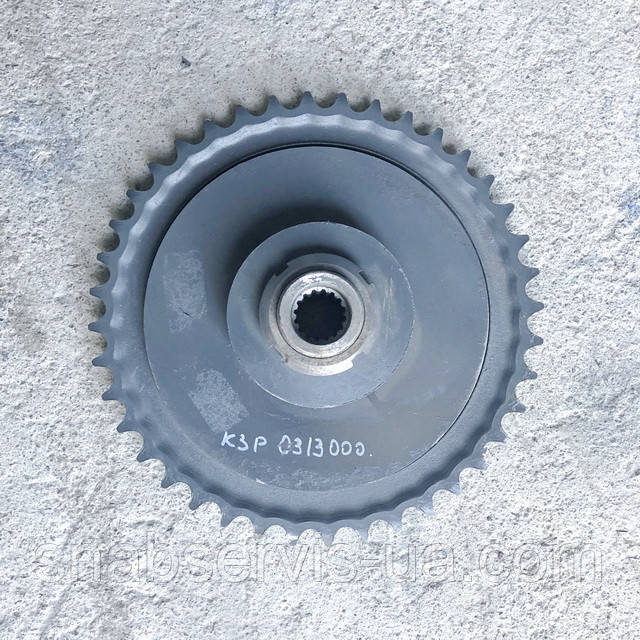 Муфта предохранительная шнека жатки Z-40