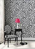 Бумажные виниловые обои с орнаментом 0,53*10,05 Versailles, фото 2