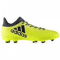 Футбольные бутсы Adidas X 17.3 FG. Оригинал. Eur 43(27.5см).