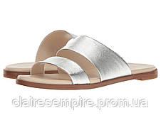 Кожаные сандалии Cole Haan, оригинал, Серебро