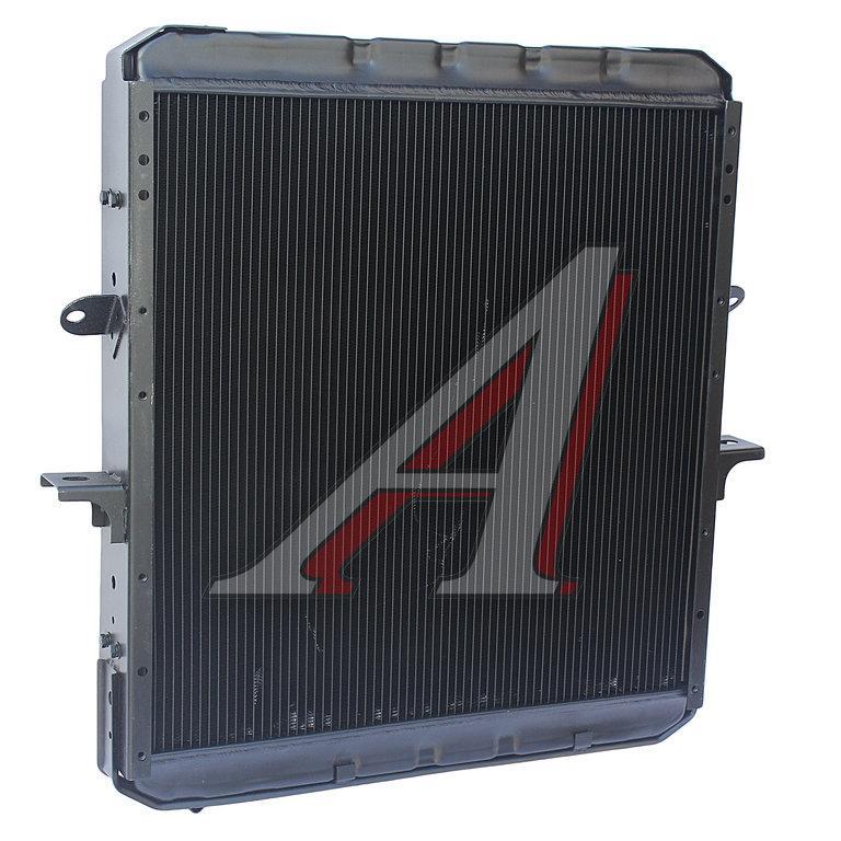 Радиатор вод. охлажд. МАЗ 642290 (3 рядн.) (пр-во ШААЗ), 642290-1301010-011