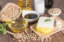 Соевые продукты, хумус, фалафель