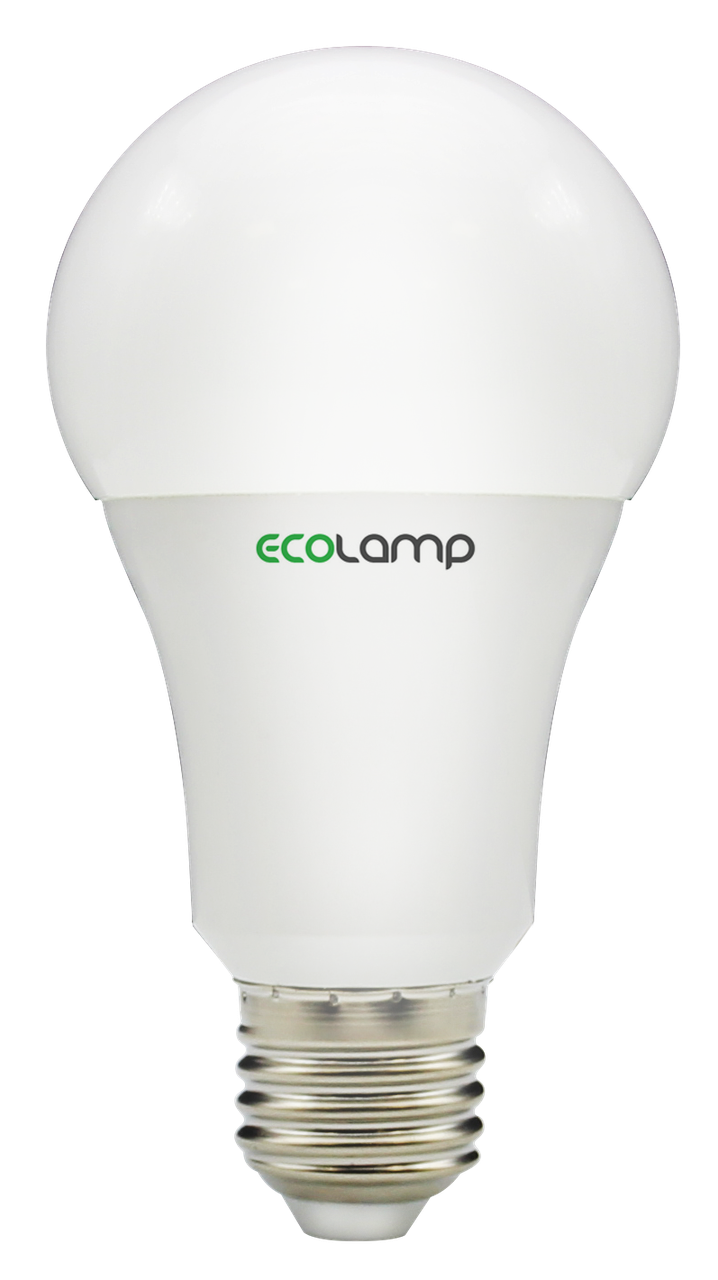 LED лампа ECOLAMP A60-12W-E27-1200lm-4000K