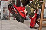 Мужские кроссовки Adidas Yung 1 (красные), фото 2
